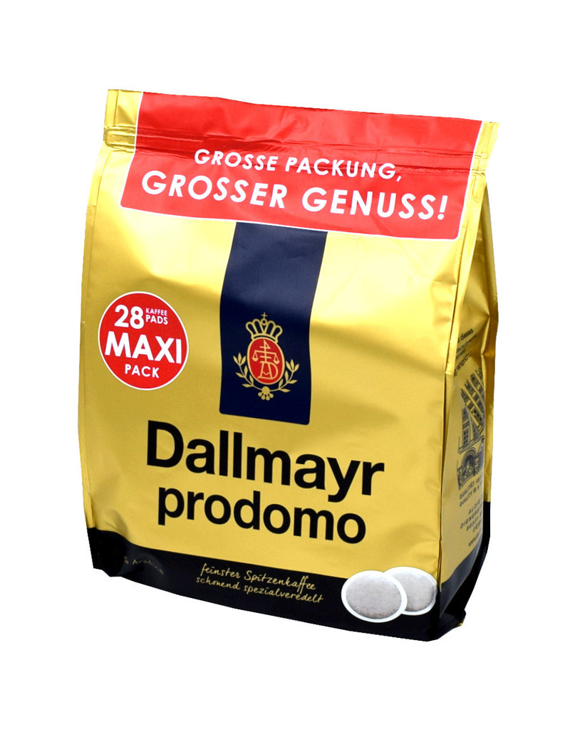 Dallmayr Dallmayr Prodomo 28 koffiepads
