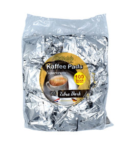 Cafeclub Cafeclub coffee pods super cream mega bag extra dark