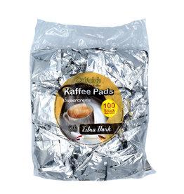 Cafeclub Cafeclub Kaffeepads Supercreme Megabeutel Extra Dark