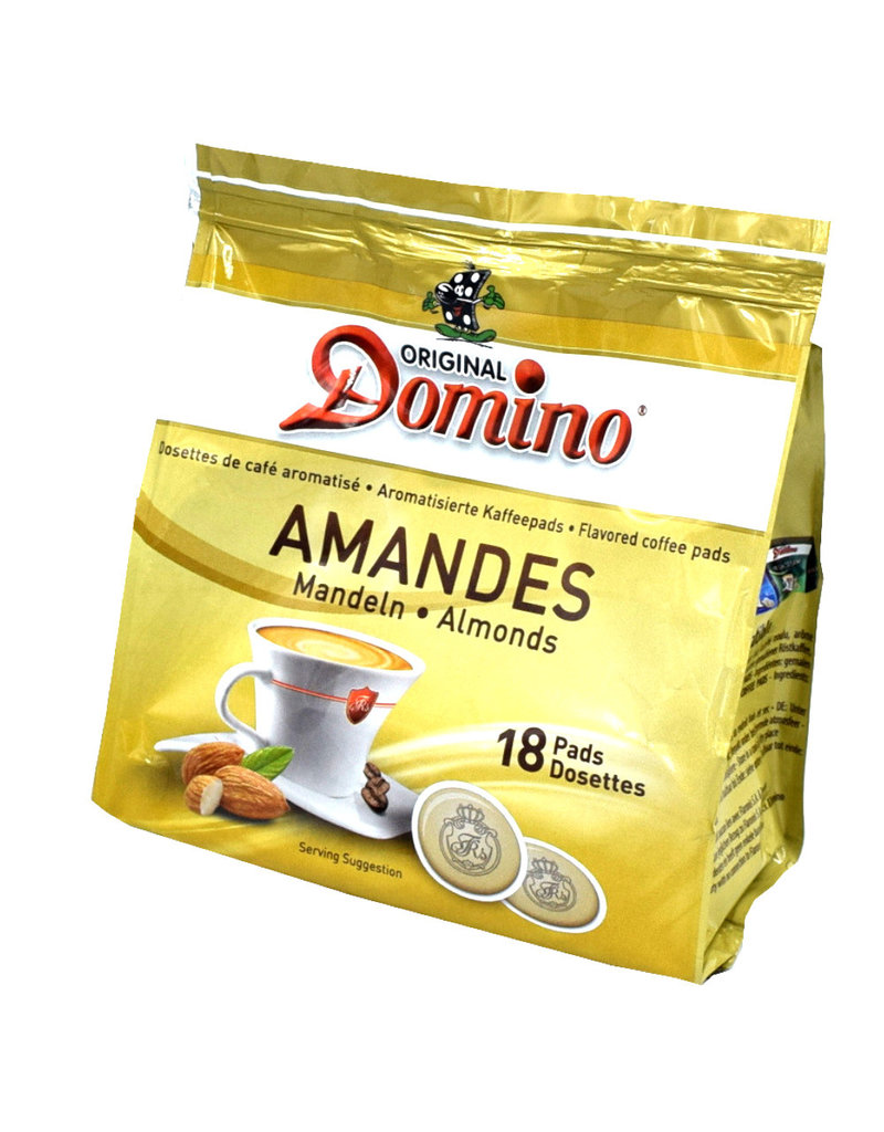 Domino Mandeln 18 kaffeepads