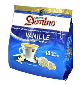 Domino Coffee Pods Vanilla 18 Pods