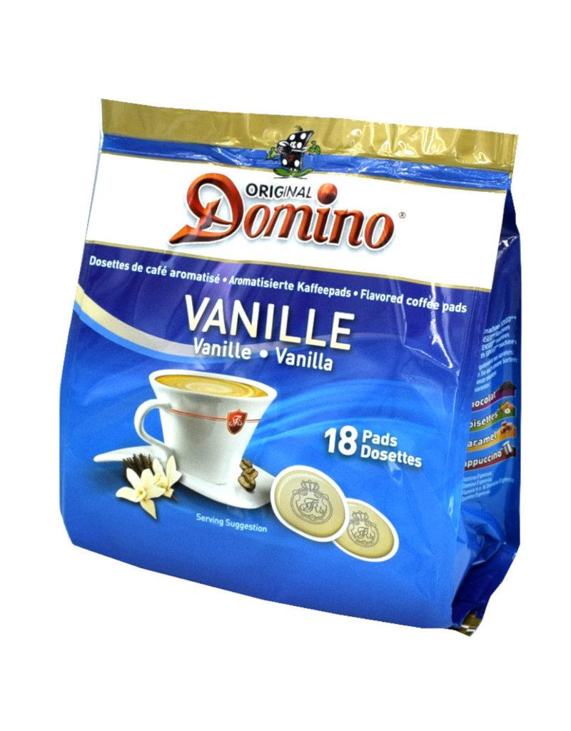 Domino Coffee Pods Vanilla 18 Pods