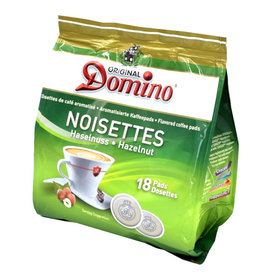 Domino Hazelnut 18 Coffee Pods