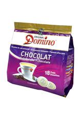 Domino Koffiepads Chocolade 18 pads