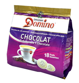 Domino Coffee Pods Chocolat 18 Pads
