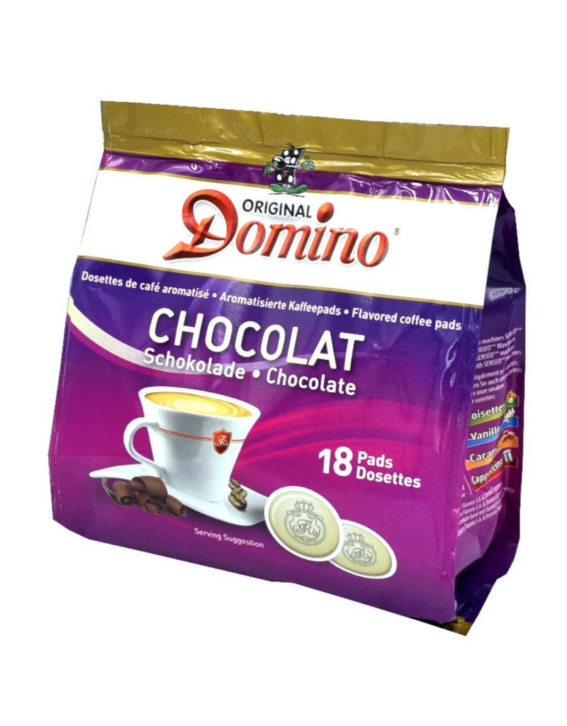 Domino Kaffeepads Chocolat (Schokolade) 18 Pads
