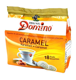 Domino Coffee Pods Caramel 18 Pods