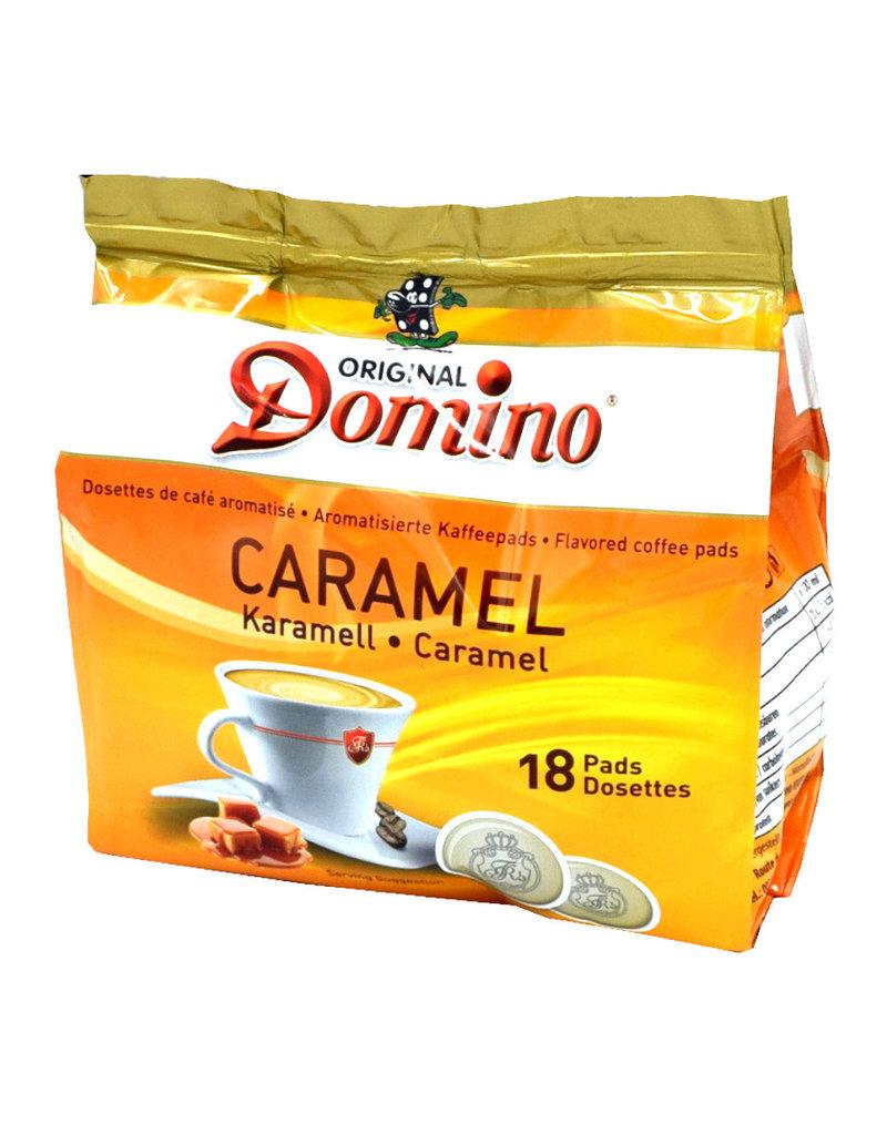 Domino Kaffeepads Karamell 18 Pads