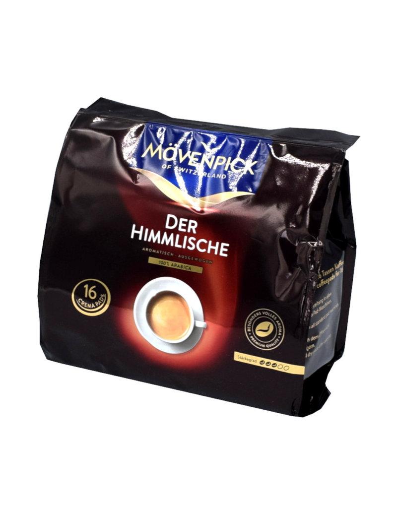 Movenpick Mövenpick Der Himmlische 16 koffiepads