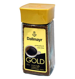 Dallmayr Gold - Instant Coffee - 200gr