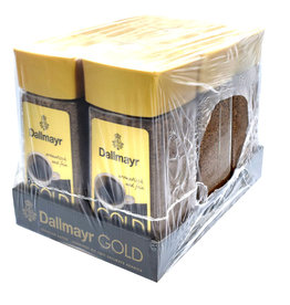 Dallmayr Gold - Instant Coffee - 200gr - 6 Pack