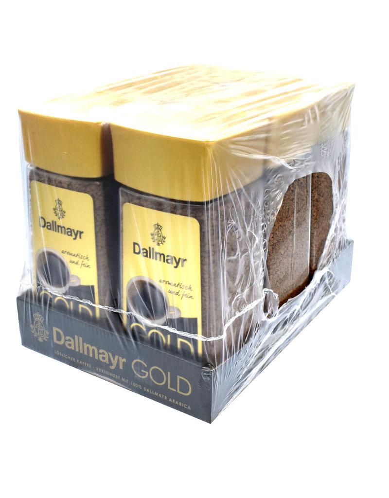 Dallmayr Gold - Oploskoffie - 200gr - 6 Pack