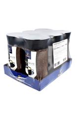 Tchibo Tchibo Black 'n White löslicher kaffee 200gram Glas - 6 Pack