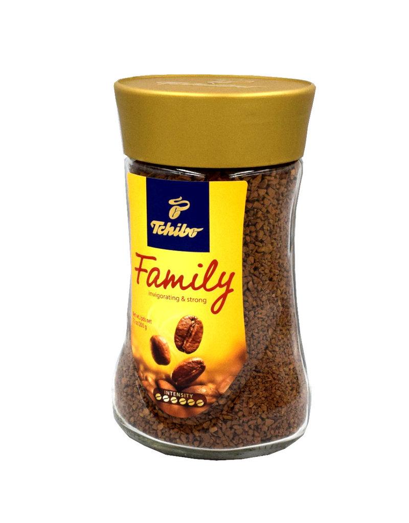 Tchibo Tchibo Family oploskoffie 200 Gram