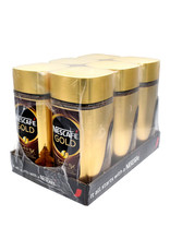Nescafe Nescafé Gold oploskoffie 200 Gram - 6 Pack