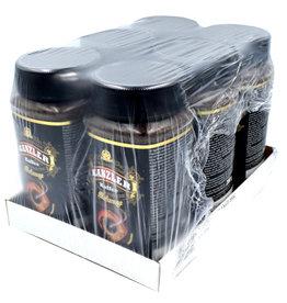 Kanzler Kanzler Melange oploskoffie 200 gram - 6 Pack