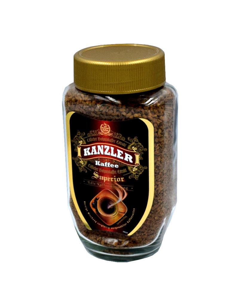 Kanzler Kanzler Superior Löslicher Kaffee 200 Gram
