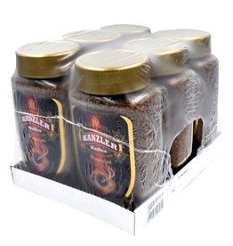 Kanzler Kanzler Superior oploskoffie 200 Gram - 6 Pack