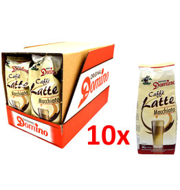 Domino Caffè Latte Macchiato (without cacao) 400 gr - Box