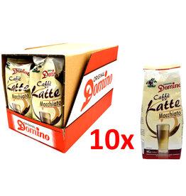 Domino Caffè Latte Macchiato (zonder cacao) 400 gr - Doos
