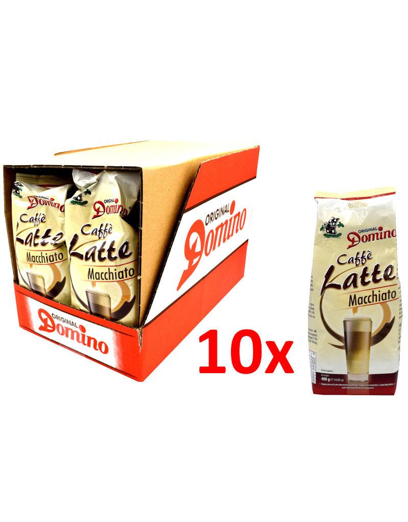 Domino Caffe Latte Macchiato (ohne Kakao) 400gr - Karton