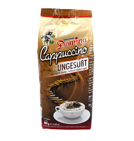 Domino Cappuccino ungesüßt (ohne Kakao) 400 gr