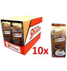 Domino Cappuccino ungesüßt (ohne Kakao) 400 gr - Karton