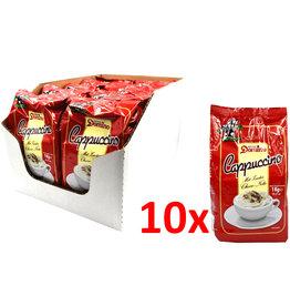 Domino Cappuccino mit zarter Choco Note 1 Kilo - Karton