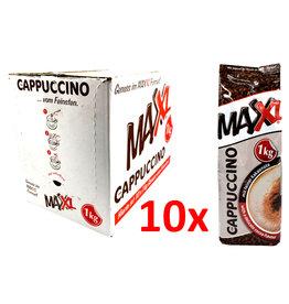 Maxxl MaxXL Cappuccino 1 Kilo - Doos