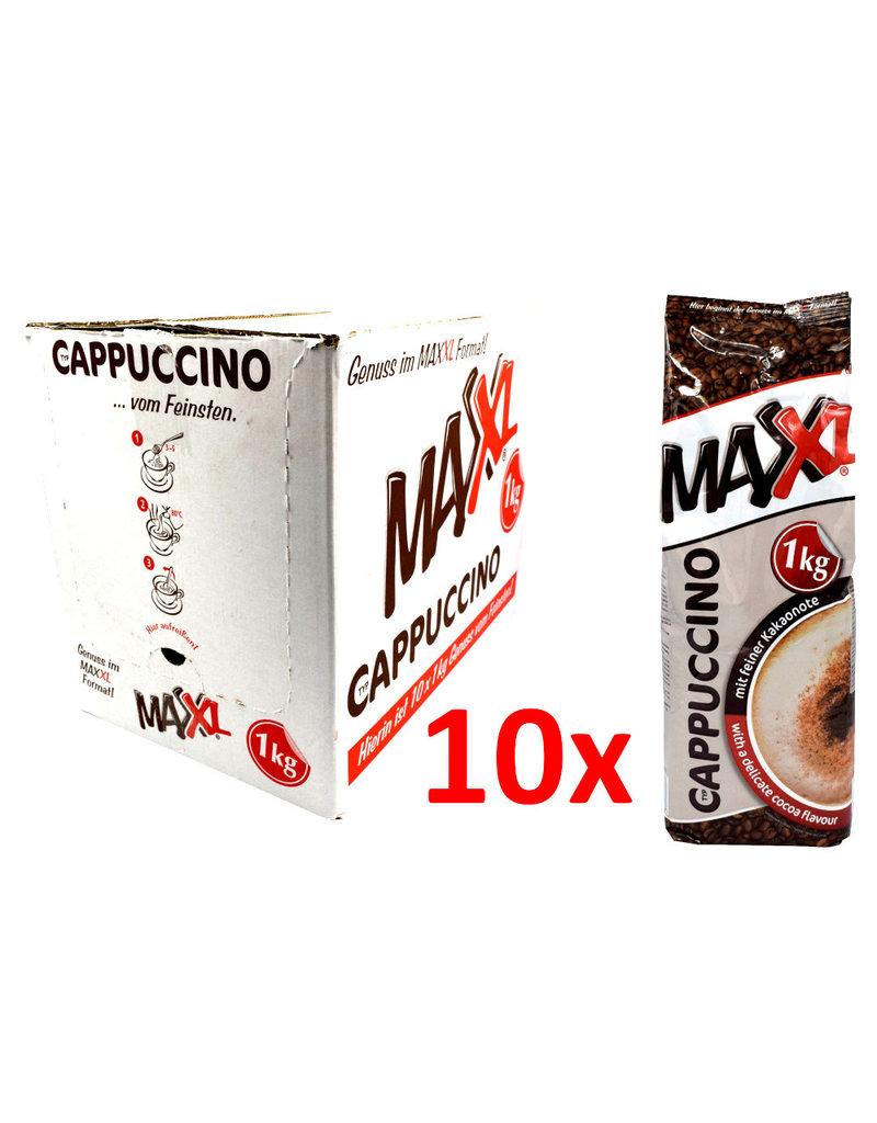 Maxxl MaxXL Cappuccino 1 Kilo - Karton