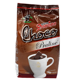 Domino Choco Praline 1 Kg (chocolade drink)