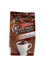 Domino Choco Praline 1 Kg (chocolade drink) - Doos