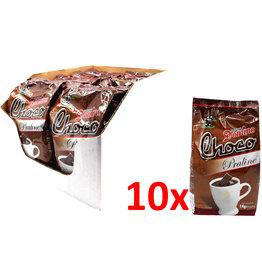 Domino Choco Praline 1 Kg (hot chocolate instant) - Box