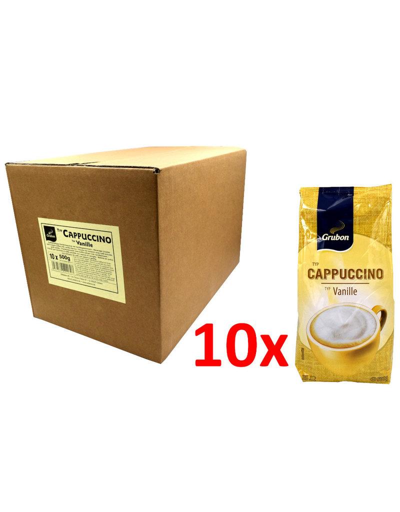 Grubon Grubon Cappuccino Vanille 500 gr - Karton