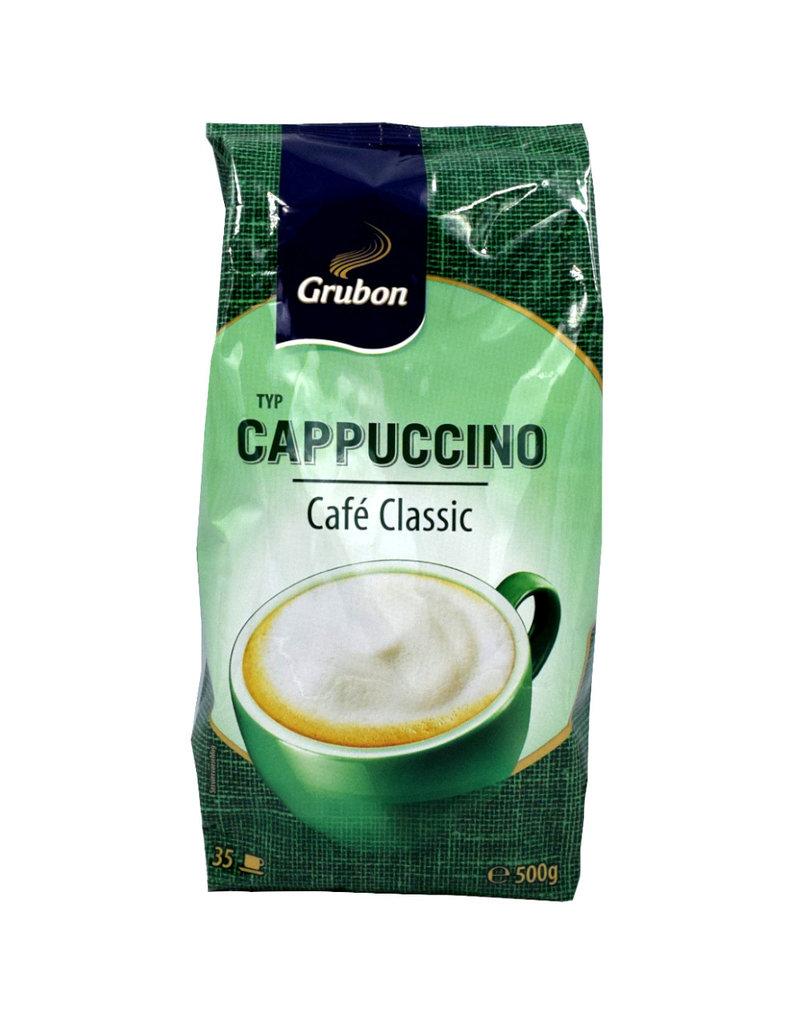 Grubon Grubon Cappuccino Café Classic 500gr - Karton