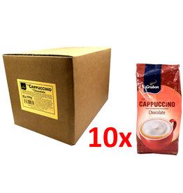 Grubon Grubon Schaum-Cappuccino Typ Chocolate 500 gr - Karton