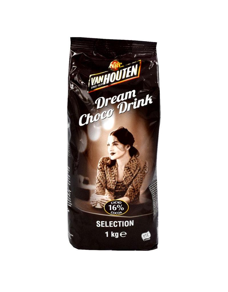 Van Houten Van Houten Dream Choco Drink Selection (16 % cacao) 1 Kilo