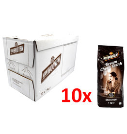 Van Houten Van Houten Dream Choco Drink Selection (16 % cacao) 1 Kilo - Karton