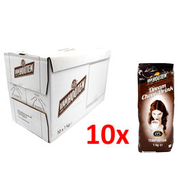 Van Houten Van Houten Dream Choco Temptation (21% cacao) 1 Kilo - Box
