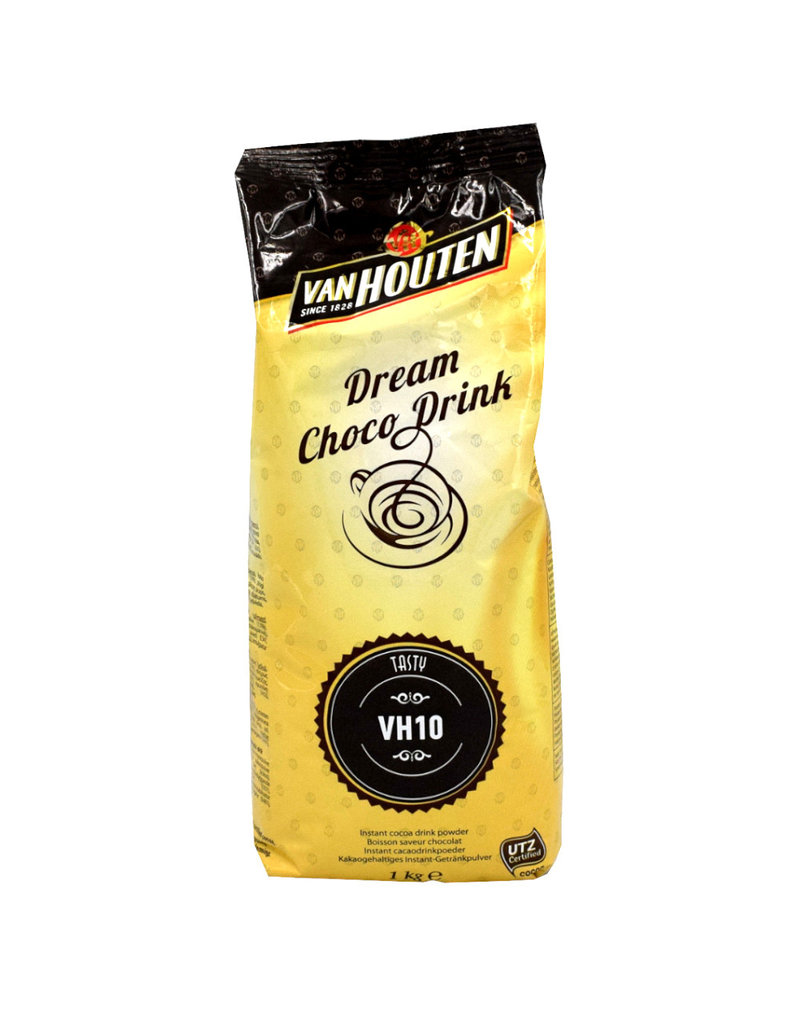 Van Houten Van Houten Dream Choco Drink VH10 - instant - 1 kilo - Box