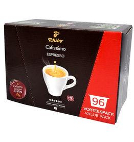 Tchibo Tchibo Cafissimo Espresso kräftig voordeelverpakking (Koffiecapsules voor Cafissimo)