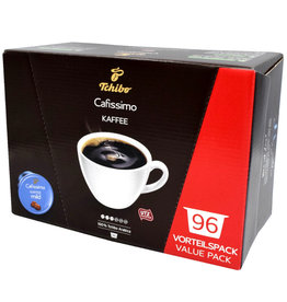 Tchibo Tchibo Cafissimo Kaffee mild benefit package (coffee capsules for Cafissimo)