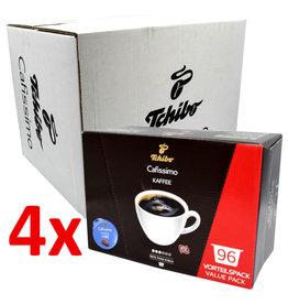 Tchibo Tchibo Cafissimo Kaffee mild voordeel verpakking (Koffiekapsules voor Cafissimo) - 4 Pack