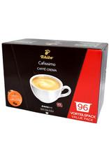 Tchibo Tchibo Cafissimo Caffé Crema Vollmundig voordeelverpakking (Koffiecapsules voor Cafissimo) - 4 Pack