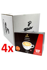 Tchibo Tchibo Cafissimo Caffé Crema Vollmundig voordeelverpakking (Koffiecapsules voor Cafissimo) - 4 Pack