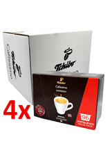 Tchibo Tchibo Cafissimo Espresso kräftig voordeelverpakking (Koffiecapsules voor Cafissimo) - 4 Pack