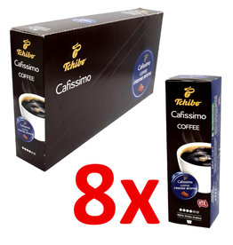 Tchibo Tchibo Coffee Kräftig (Coffee capsules for Cafissimo) - 8 Pack