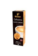 Tchibo Tchibo Caffe Crema Entkoffeiniert (Kaffeekapseln für Cafissimo) - 8 Pack