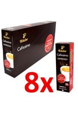 Tchibo Tchibo Espresso Elegant (Koffiekapsules voor Cafissimo) - 8 Pack