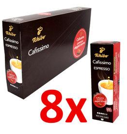 Tchibo Tchibo Espresso Elegant (Coffee capsules for Cafissimo) - 8 Pack